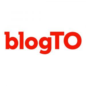 blogto white logo